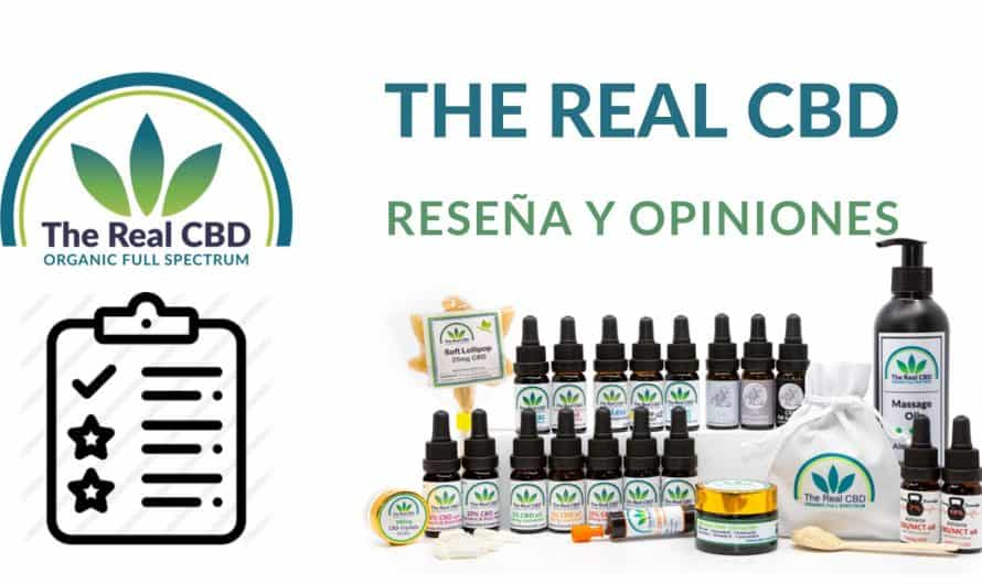 The Real CBD: review y opiniones 2021