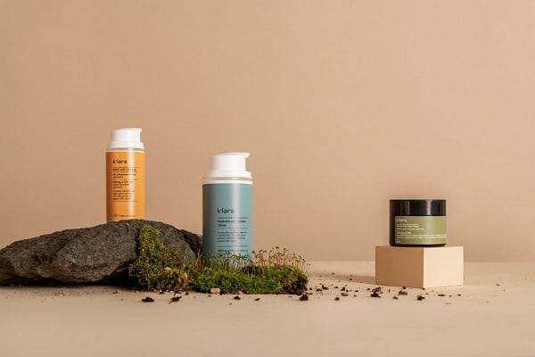 Kiara Naturals productos con CBD