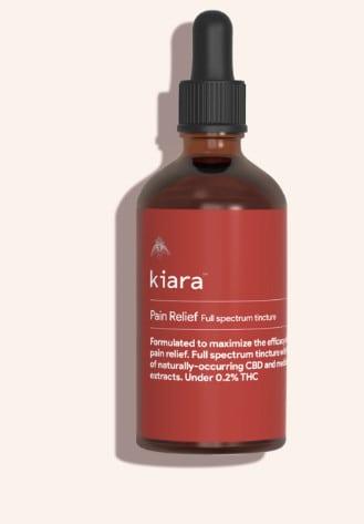 Kiara Naturals Pain Relief Tinture