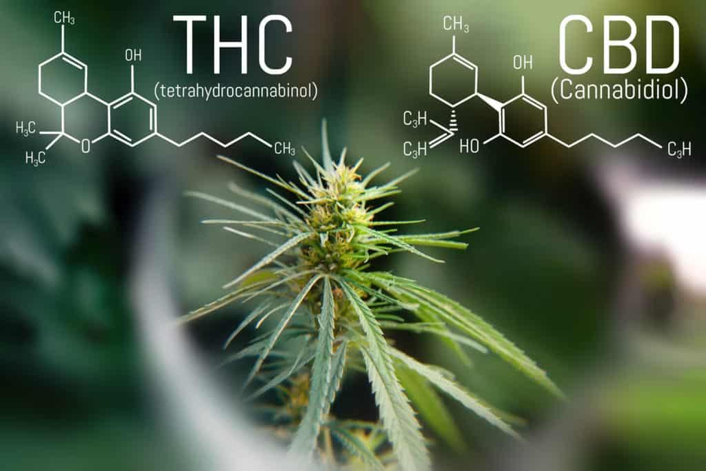 THC-CBD