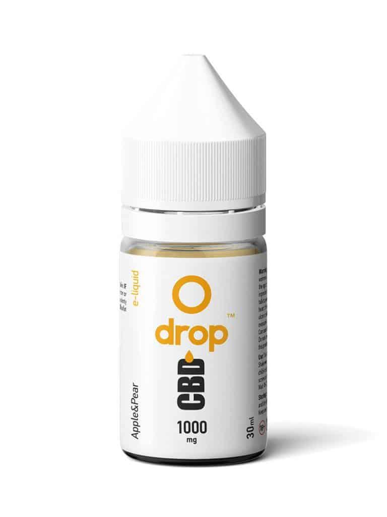 Drop CBD E-liquid para vapear