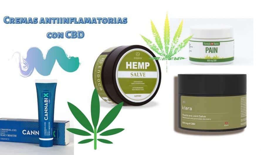 Alternativas a Сannabix crema con CBD