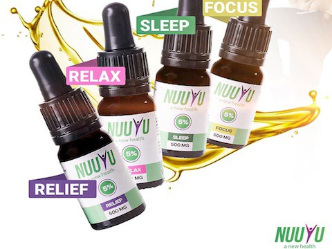 Nuuyu CBD oils and creams