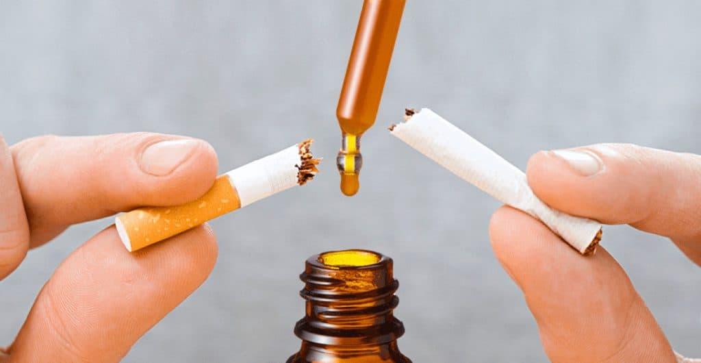 ¿Puede el CBD ayudarte a dejar de fumar